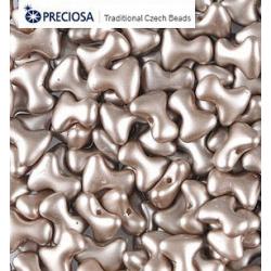 Tee Beads 2x8 mm Pastel Light Brown - 40 pz