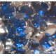 Chatons with setting ss40 (8,4-8,8mm) Capri Blue - 5 pcs