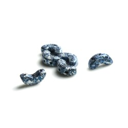 Arcos® par Puca® 5x10 mm Tweedy Blue   - 10 g