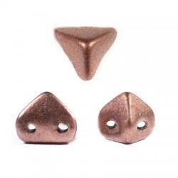 Super-KhéopS® par Puca® 6mm Copper Gold Mat - 10 g