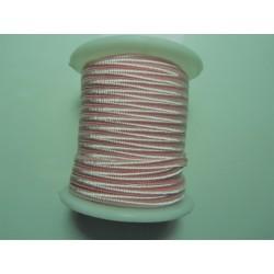 Soutache Braid 4 mm Light Pink - 2 m