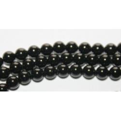 Swarovski Pearls 5810 4 mm Mystic Black - 20 Pcs
