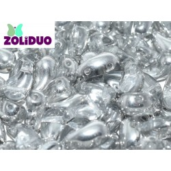 Zoliduo® 5 x 8 mm Crystal Labrador Right Version - 20 pcs