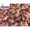 Zoliduo® 5 x 8 mm Crystal Sunset Right Version - 20 pcs