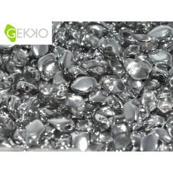 Perline GEKKO®  3x5 mm  Crystal Labrador  -  5 g