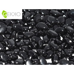 GEKKO® Beads 3x5 mm Jet - 5 g