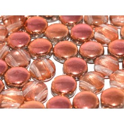 DiscDuo® Beads 6 x 4 mm Crystal Sunset  - 25  pcs
