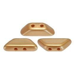 Tinos® par Puca® 4x10 mm Pastel Amber - 10 g