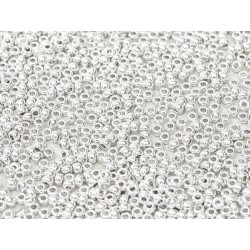 Rocailles Miyuki  8/0 Crystal Labrador Full - 10 g