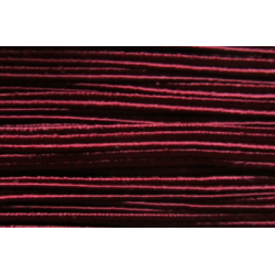 Soutache Braid 4 mm Dark Plum - 2 m