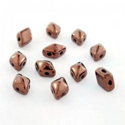 DIAMONDUO™ MINI  4 x 6 mm   Dark Bronze   - 5 g