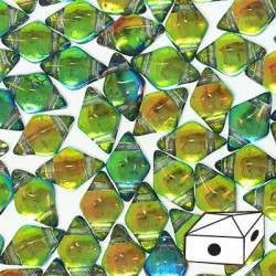 DIAMONDUO™ 5 x 8 mm Prismatic Stormy Seas - 5 g