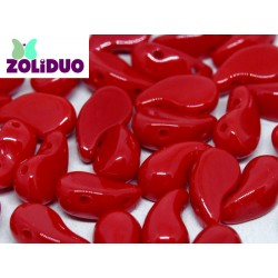 Zoliduo®  5 x 8  mm Opaque Green Luster  Versione Destra  -  20 Pz