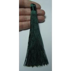 Nappina Nylon 12 cm Verde Scuro - 1 pz