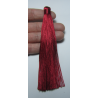 Nylon Tassel  12  cm  Bordeaux  - 1 pc