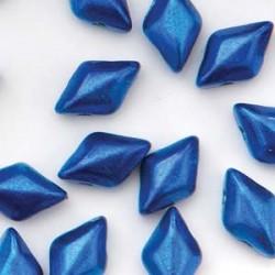 GemDuo  8 x 5 mm  Metalust  Crown Blue   - 5 g