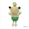 Kit Miyuki Mascotte Rana   (kit materiali)  - 1 pz