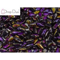DropDuo 3 x 6 mm  Jet Full Sliperit  -  40 pcs