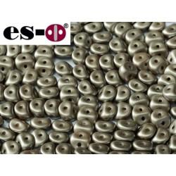 Es-O Beads 5 mm Pastel Light Brown  - 5 g