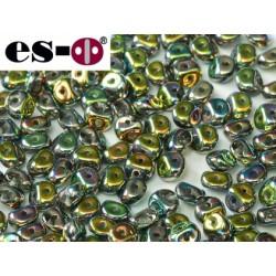 Es-O Beads 5 mm Crystal Vitrail Full  - 5 g