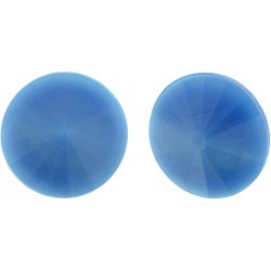 Rivoli  Matubo  12 mm Opaque Sky Blue  -  1 pz