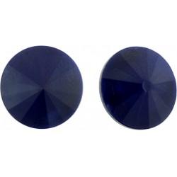 Rivoli Matubo 12 mm Opaque Blue - 1 pz