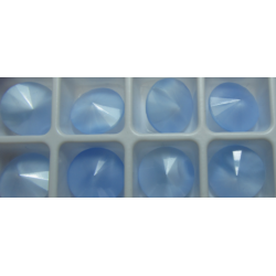 Matubo Rivoli  12 mm Blue Pearl   -  1 pc