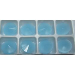 Rivoli  Matubo  12 mm  Aqua Alabaster  -  1 pz
