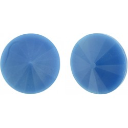 Rivoli  Matubo  14 mm Opaque Sky Blue   -  1 pz
