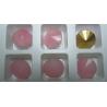 Matubo Rivoli  14 mm Pink Opal  -  1 pc
