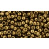 Rocailles Toho 8/0 Permanent Finish Galvanized Bronze - 10 g