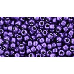 Rocailles Toho 8/0 Hybrid Color Trends Metallic  Bodacious - 10 g