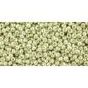 Toho Round 11/0 Galvanized Aluminium - 10 g