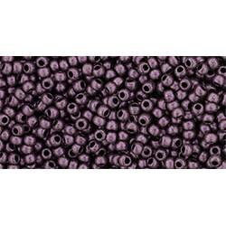 Rocailles Toho 11/0 Hybrid Metallic Suede Pink - 10 g