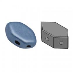PAROS® par Puca®  7 X 4  mm  Metallic Mat Blue - 10 g