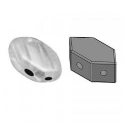 PAROS® par Puca® 7 X 4 mm Crystal - 10 g