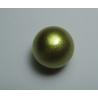 Pallina Bola Messicana 18 mm Dorata  - 1 pz
