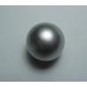 Pallina Bola Messicana 18 mm Argentata -  1 pz