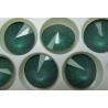 Rivoli Vetro  14 mm  Crystal Emerald - 1 pz