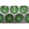 Rivoli Vetro  14 mm  Crystal Light Green - 1 pz