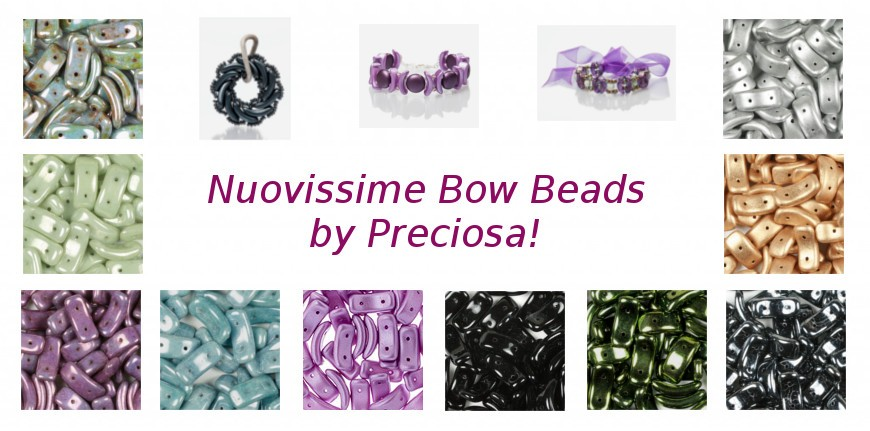 Bow Beads by Preziosa